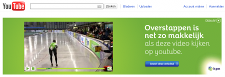 KPN video op YouTube die geen YouTube video is